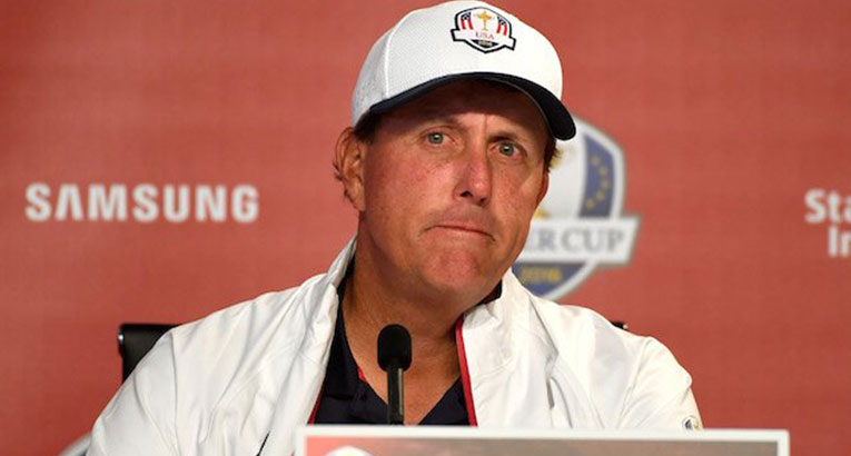Phil Blames Hal Sutton For 2004 Ryder Cup Loss