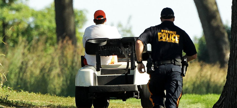 Golf Pro Arrested For Alleged Sexual Assault Of A Child