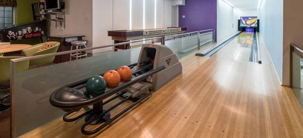 For Sale: Sluman's Mansion With Bowling Alley