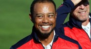 Tiger Woods Gets Kicked Out Of Team USA Picture