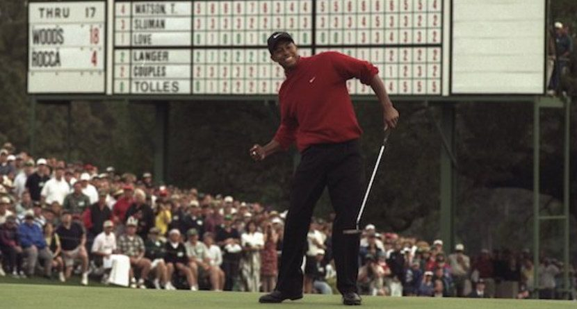 Buy (A Replica Version Of) Tiger's 1997 Masters Putter