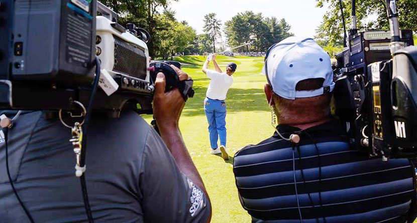 Could The PGA Tour Be Starting Its Own Network?