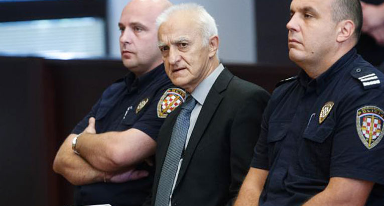Teaching Pro Extradited For War Crimes
