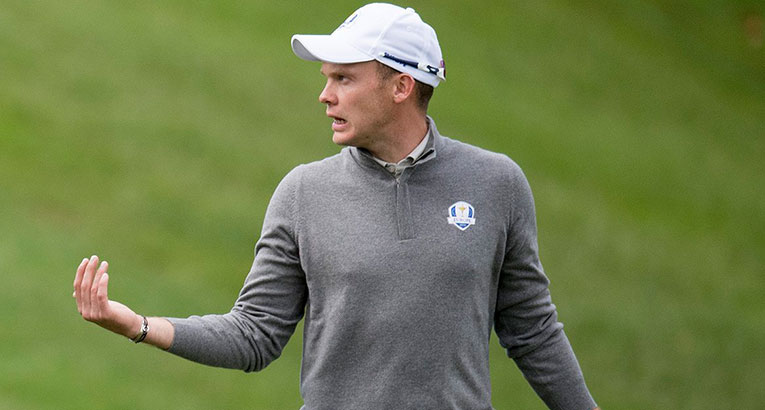 Willett's Brother Bashes U.S. Ryder Cup Fans
