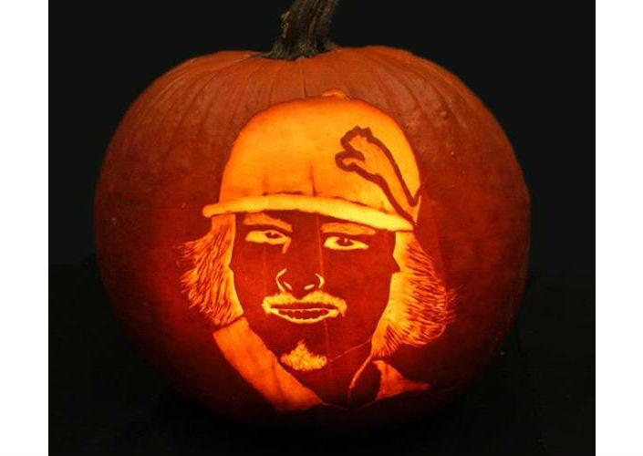 rickie-fowler-pumpkin