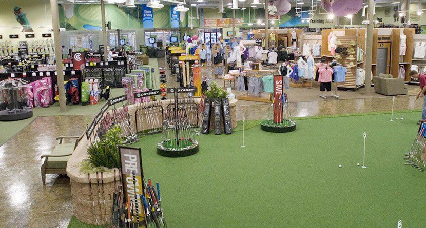 Bankrupt Golfsmith Could Become Subject Of Bidding War