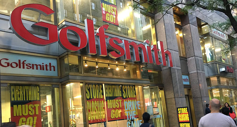 Report: Golfsmith Bought For $70 Million At Auction