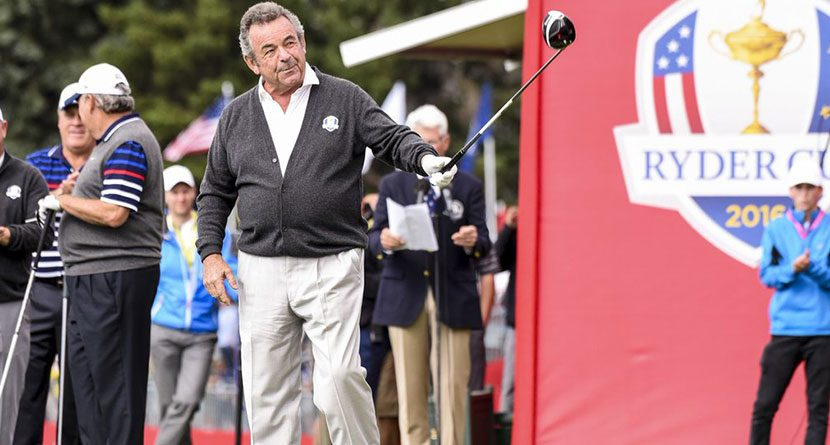 Should The Euro Ryder Cup Team Consider A Task Force?