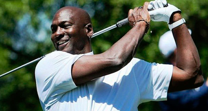 Top 16 NBA Golfers