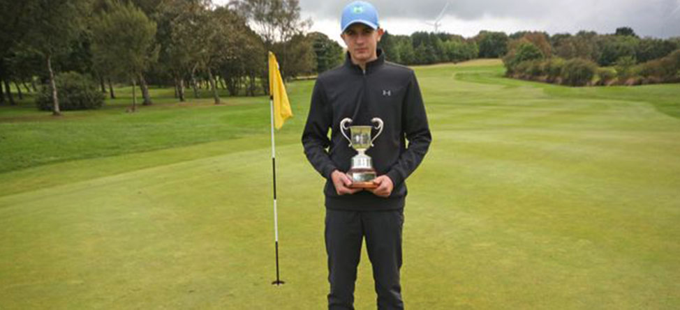 Rules: Junior Robbed Of Ace, Course Record By Gaffe