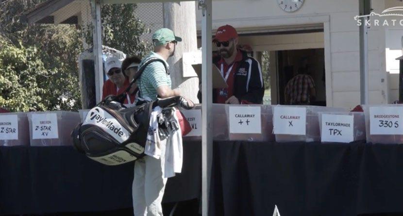 PGA Tour Rookies Get Pranked At First Event