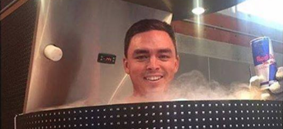 Cryotherapy Is The Coldest, Hottest Trend In The Game