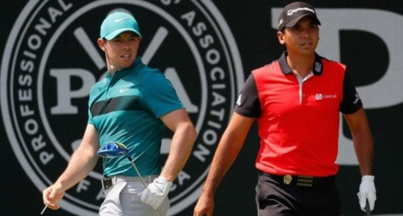 Rory and Day To Play Exhibition Match In Philippines