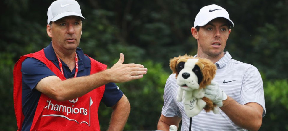 Rory's Caddie Had Quite The Payday