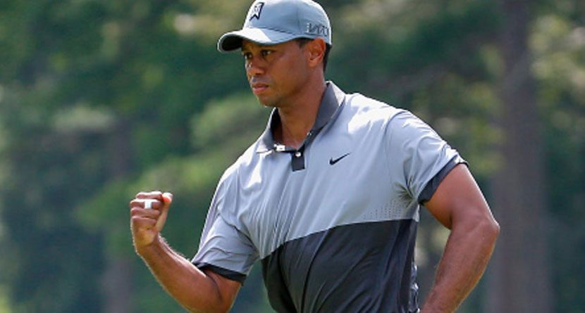 Tiger Officially Commits To Safeway, First Event In 14 Months