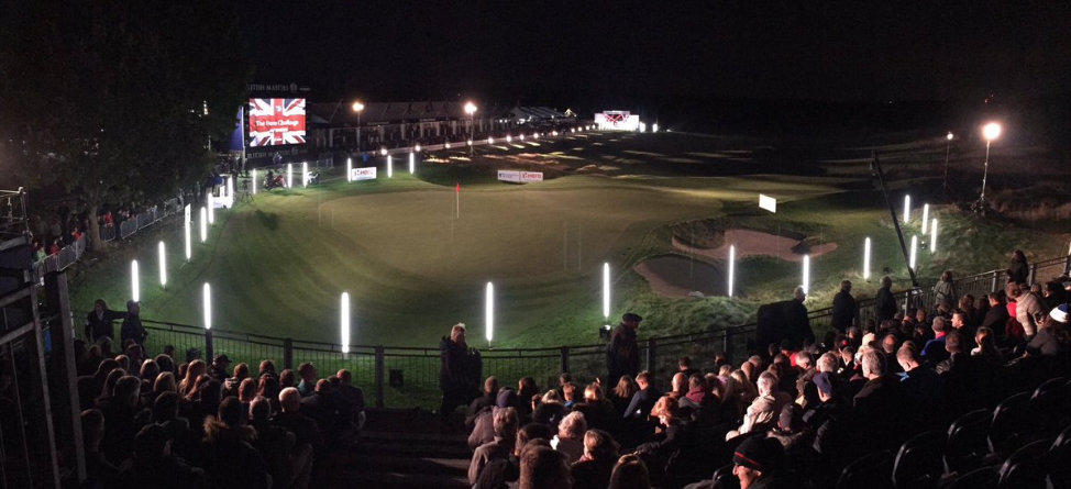 European Tour Planning To Play Event Under Lights