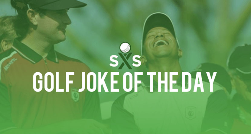 Golf Joke Of The Day: Thursday, December 8th
