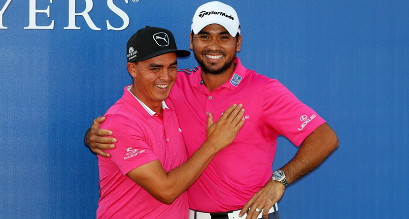 Day, Fowler To Team Up In 2017 Zurich Classic