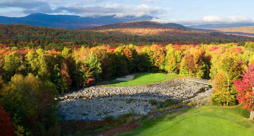 10 Courses to Play in the Fall