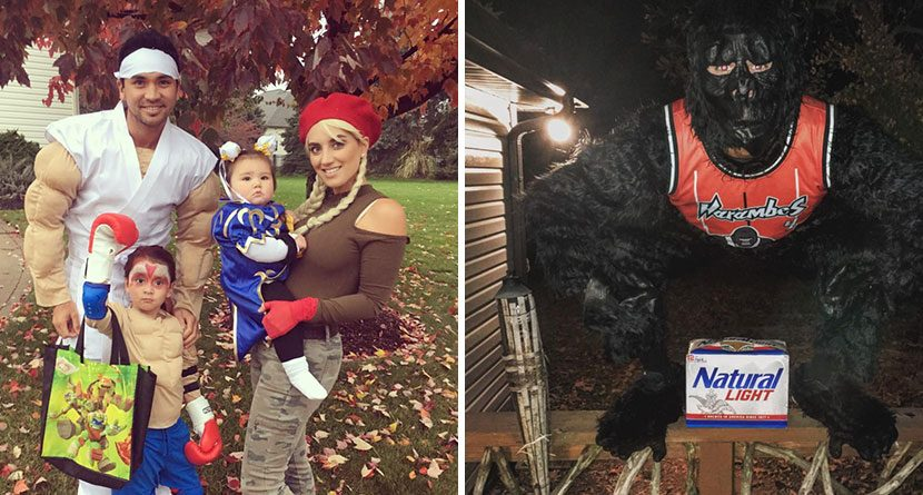 Top-18 PGA Tour Halloween Costumes Of 2016 – Page 3