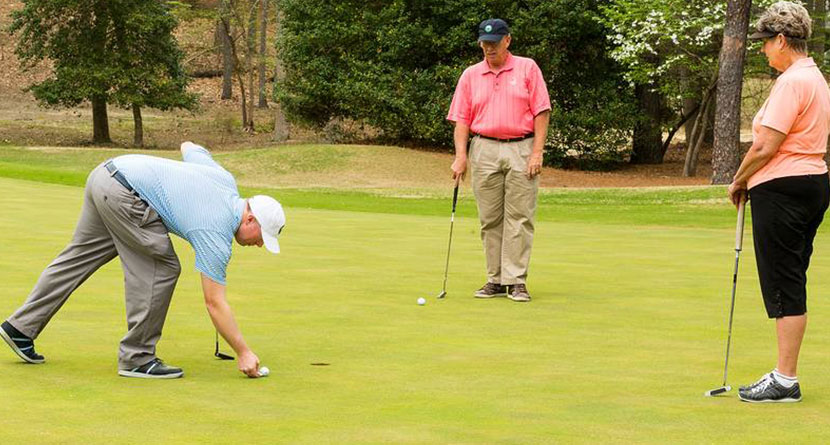 The Myth About Your Handicap