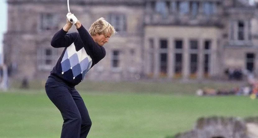 55 Years Ago Jack Nicklaus Turned Pro With This Letter