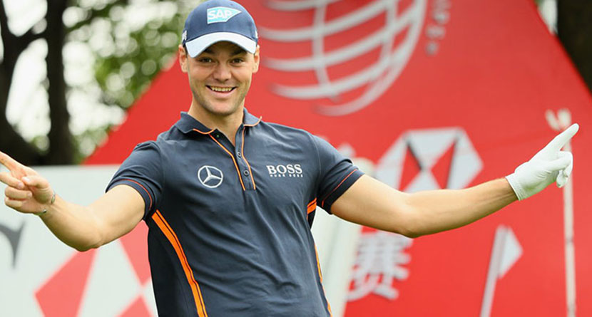 Kaymer Thinks Courses Are 'Too Easy'; Is Tied For Last
