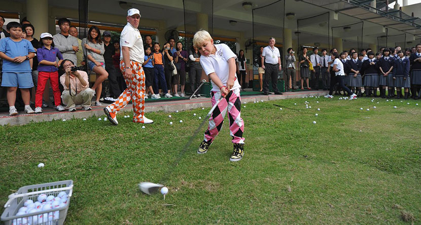 John Daly To Team Up With Son In Offseason Event
