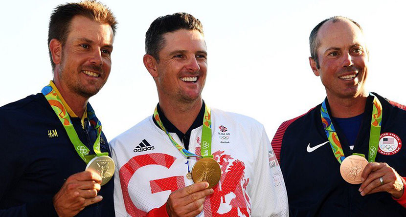 Golf's Future In The Olympics Safe In 2024, Beyond
