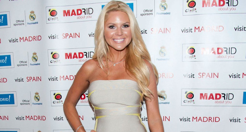 Former Playboy Playmate Charged With Golf Cart DUI