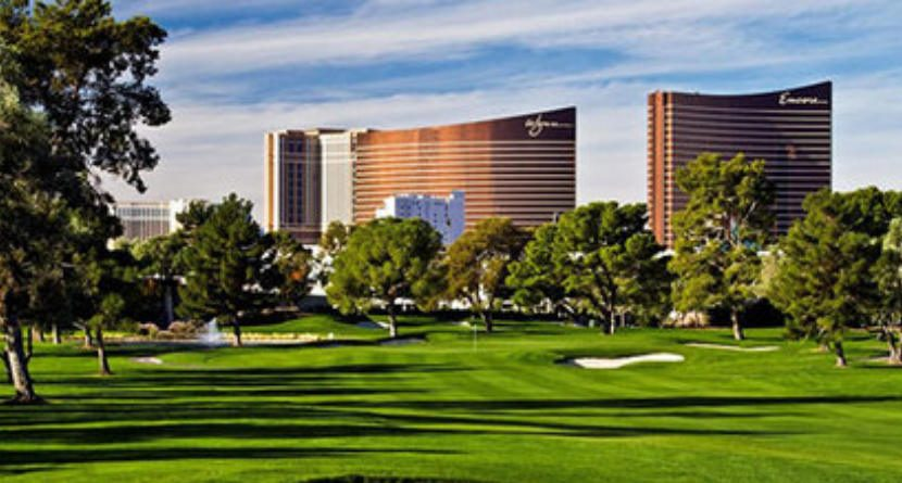 Top-10 Golf Courses Around Las Vegas