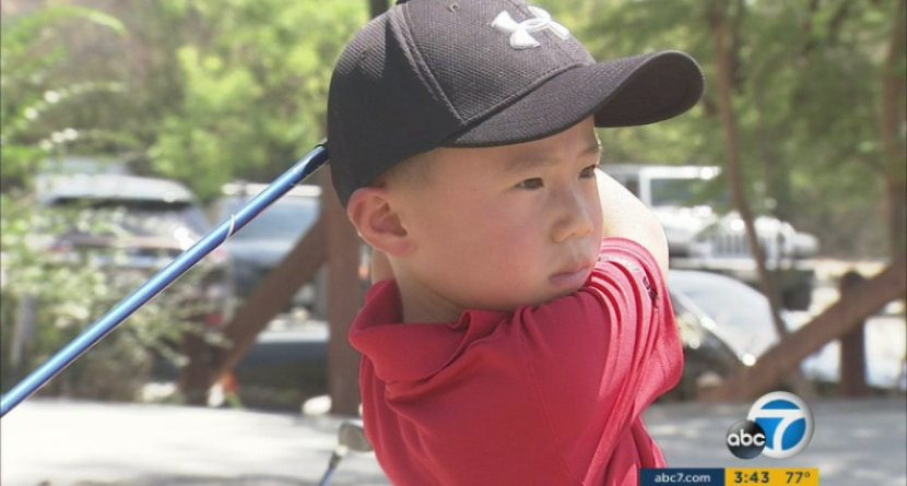 Six-Year-Old Phenom Appears To Be The Real Deal