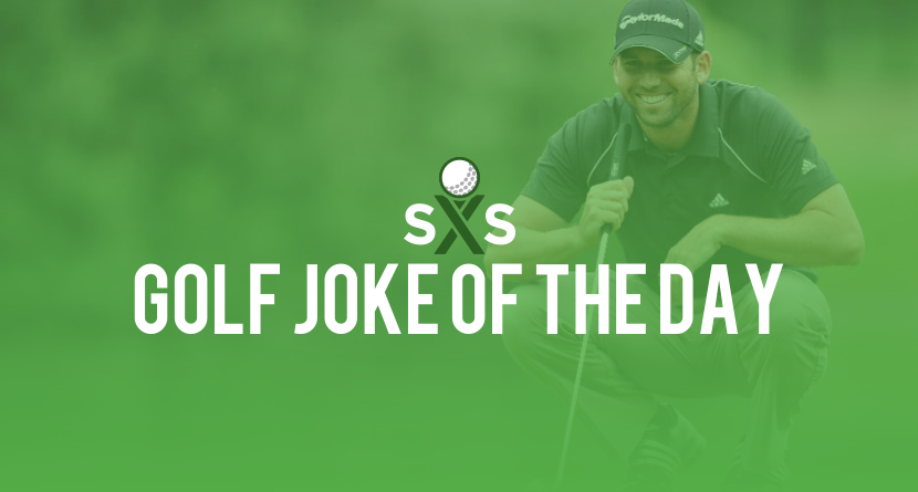 Golf Joke Of The Day: Sunday, January 29th