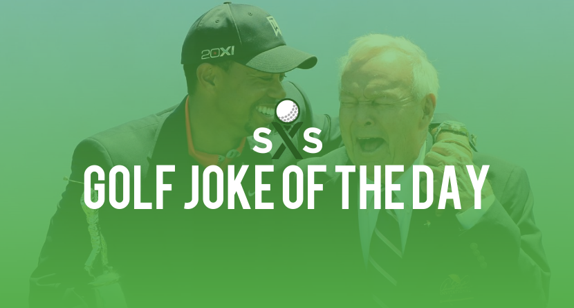 Golf Joke Of The Day: Sunday, March 25th