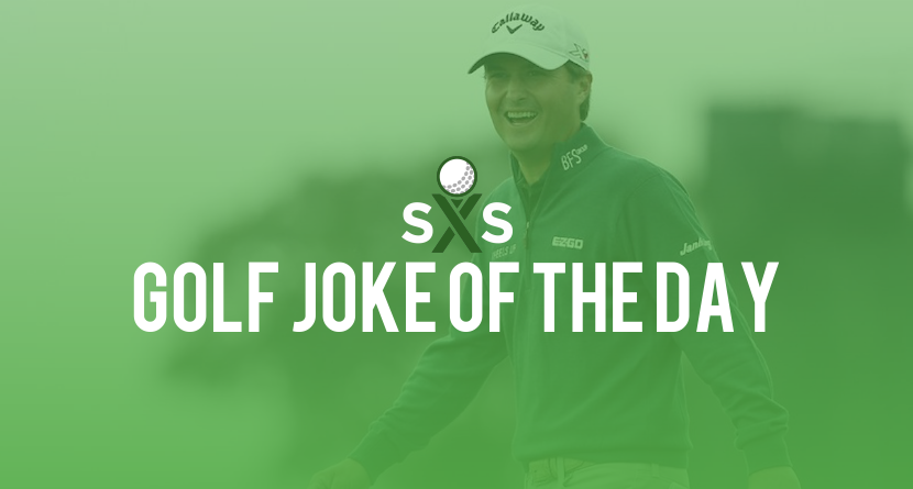 Golf Joke Of The Day: Tuesday, December 27th