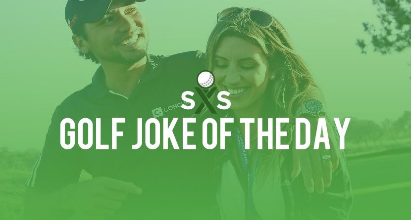 Golf Joke Of The Day: Wednesday, November 8th