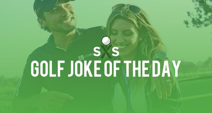 Golf Joke Of The Day: Wednesday, November 8th