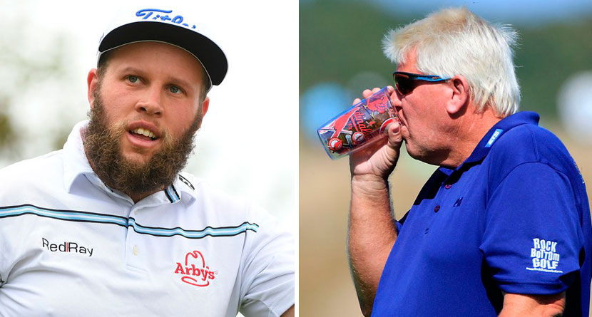 "Daly Partnering Up In ""Birdies, Beers & Beef"" Match"