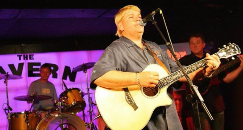 John Daly Rocks Out During Pro-Am