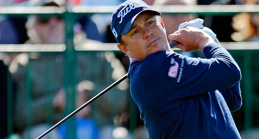 Jason Dufner Champions An Unlikely Cause