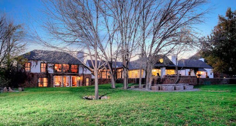 Gary Player's Ranch Is On Sale For $3.5 Million