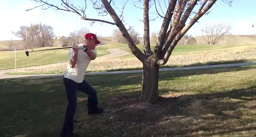 Top 10 Crazy On-Course Amateur Moments – Page 6