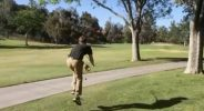 Golfer's Worst Nightmare Ends In Pain And Shame