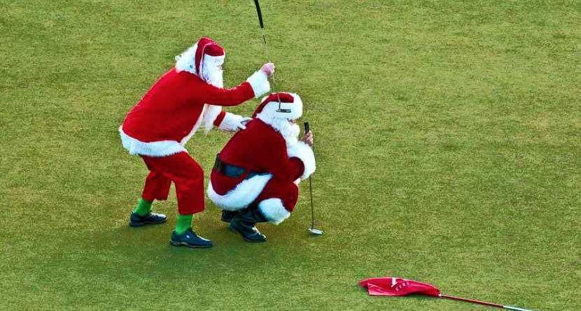 10 Last-Minute Holiday Golf Gifts