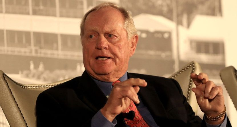 Jack Nicklaus Condemns Today's Golf Ball