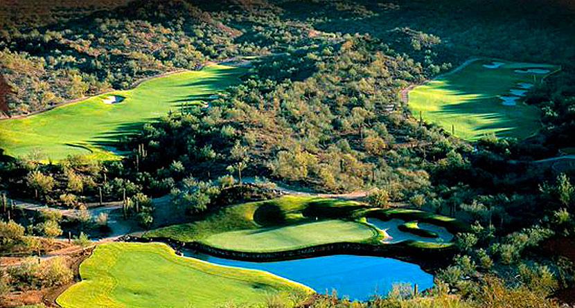 Flyover Friday: Quintero Golf Club