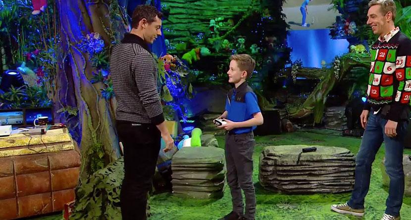 Rory Surprises Super Fan, Makes His Life