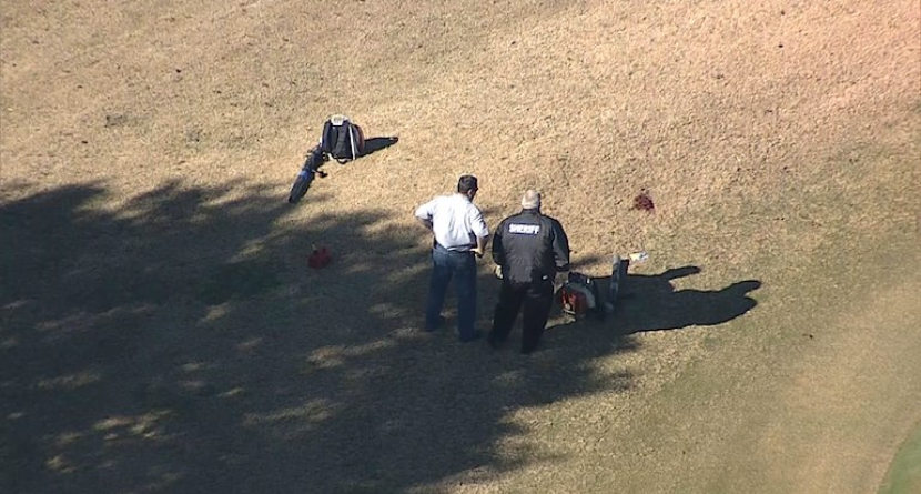 Fatal Shooting On Golf Course, Suspect In Custody
