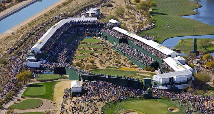 10 Great Moments At TPC Scottsdale's 16th Hole – Page 9