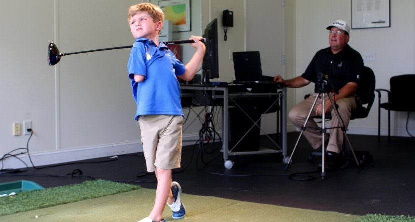 10 Amazing Kid Golf Swings – Page 2